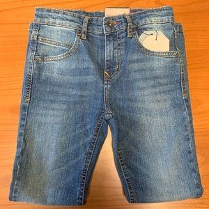 Zara boy new jeans, size 8, length 128 cm,